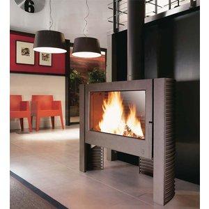 Invicta Itaya Wood Burning Stove Heating & Cooling