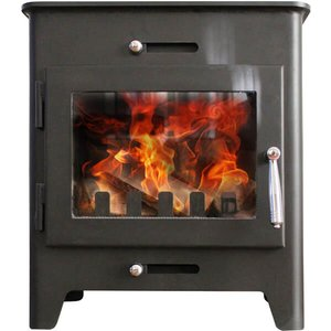 Saltfire St1 Wood Burning Stove Heating & Cooling