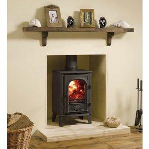 Stovax Stockton 4 Wood Burning Stove Heating & Cooling
