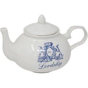 The Souvenir Mug Shop His Lordship Teapot