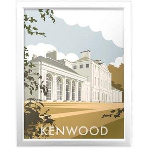 Kenwood Framed Fine Art Print (50 X 40)