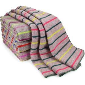 Tweedmill Textiles Ltd Random Wool Mix Throw