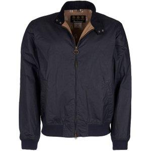 J Barbour & Sons Ltd Stonehenge Barbour Amesbury Jacket Navy