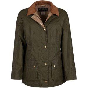 J Barbour & Sons Ltd Stonehenge Barbour Equinox Ladies Jacket Olive