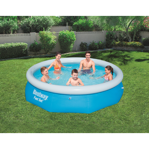 Bestway 10ft X 30inch Fast Set™ Above Ground Swimming Pool 10x30 Fast Pool Only