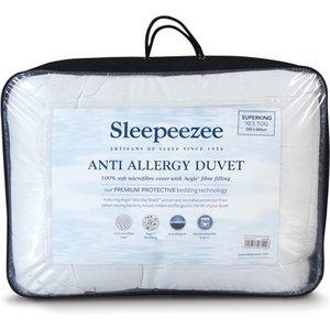 Sleepeezee Anti Allergy 105 Tog Duvet - Double (4'6 X 6'3)