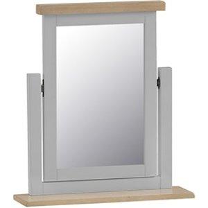 Westpoint Mills Southwold Grey Trinket Mirror