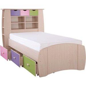 Gfw Sydney Pastel Storage Bed