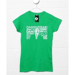 Teevee Dan Dan Dan Dan Dan Womens T Shirt Alpaddddddd0032 Novelty T Shirts