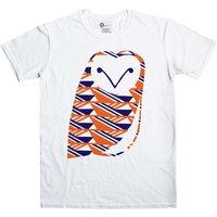 8ball Originals Owl Pattern T Shirt - Owl Pattern Msimp16000100280 Novelty T Shirts