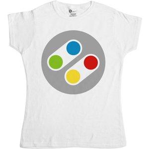 8ball Originals Retro Controller T Shirt Msimp11112267 Novelty T Shirts