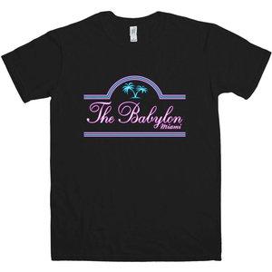 Fahrenheit 451 The Babylon Club T Shirt Prod119344 Novelty T Shirts