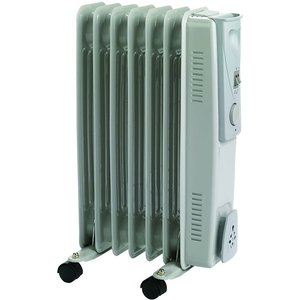 1.5kw Oil Filled Radiator E395691 Office Supplies