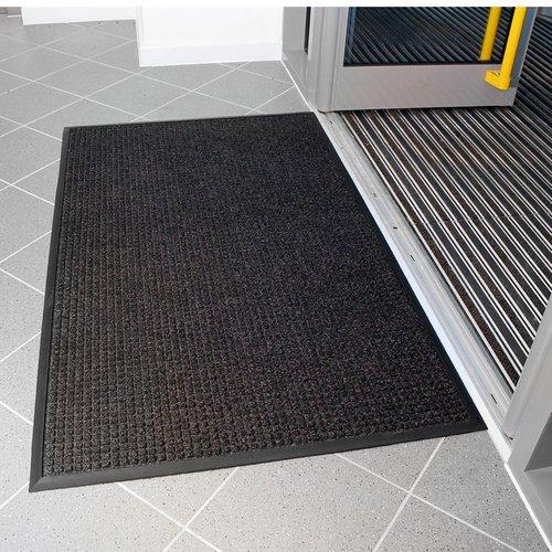 Superdry Moisture-retention Entrance Mat, Blue, 1200 X 1800mm Wh020004 Office Supplies
