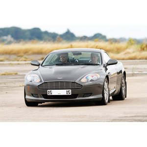 Double James Bond Driving Experience For One 10285484