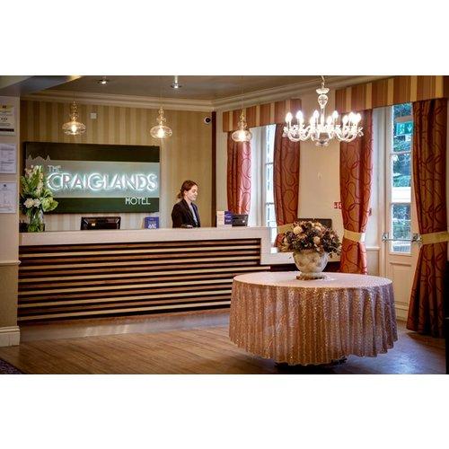 One Night Break At The Craiglands Hotel 10920871
