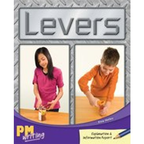 Pm Writing 4: Levers (pm Sapphire) Level 29 X 6 Books