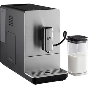 Beko Ceg5331x Stainless Steel Bean To Cup Full Automatic Espresso Coffee Machine With Milk Iw491863