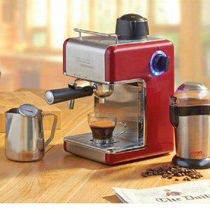Cooks Professional D7500 Red Italian Espresso Coffee Machine Iw496239