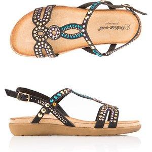 Cushion Walk Comfort Multi Stone Sandal Iw461846