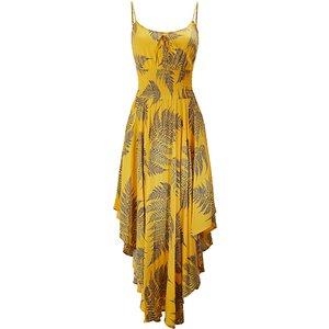 Joe Browns Dippy Hem Summer Dress Iw508480