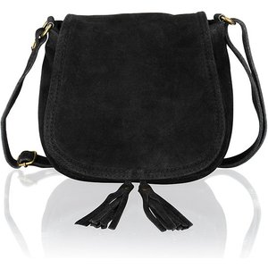Woodland Leather Suede Saddle Bag Iw462272