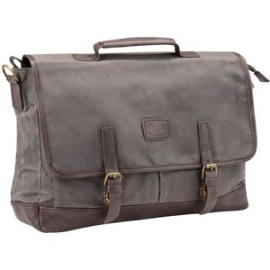 Pride And Soul Vegas Laptop Bag 15in Gy/bn 80032lm