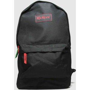 Accessories Kickers Black Kids Back Pack 7500587070 1, Black