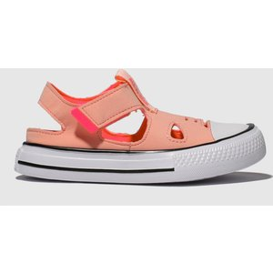 Converse Pale Pink All Star Superplay Sandal Sandals Toddler 8505413360 240, Pale pink