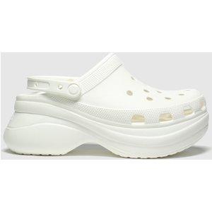 Crocs White Bae Platform Classic Sandals 1748011060 390, White