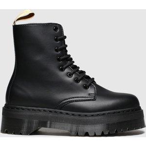 Dr Martens Black Jadon Ii Mono Vegan Boots 1447787060 370, Black