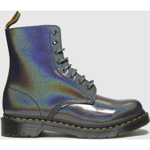 Dr Martens Silver Vegan 1460 Pascal Boots 1448037660 370, Silver