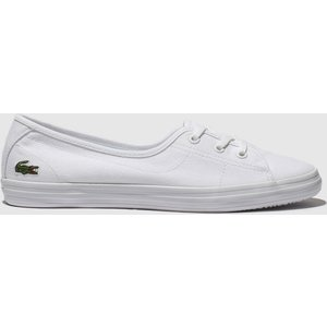 Lacoste White Ziane Chunky Trainers 1952961070 370, White
