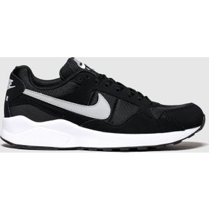 Nike Black & Grey Air Pegasus 92 Lite Trainers Black/grey 3406047160 425, Black/Grey