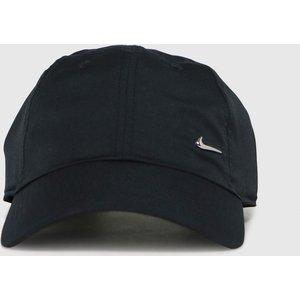 Nike Black & Silver H86 Cap Black/silver 7300557870 300, Black/Silver