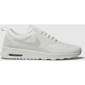 Nike White Air Max Thea Trainers 1960401070 390, White