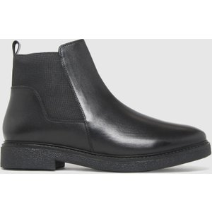 Schuh Black Charlize Chelsea Boots 1421677020 390, Black