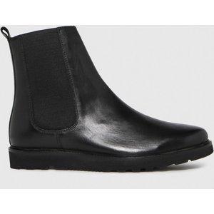 Schuh Black Dean Chunky Sole Chelsea Boots 3212527020 460, Black