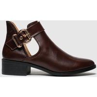 Schuh Brown Hang Around Boots 1422316060 370, Brown