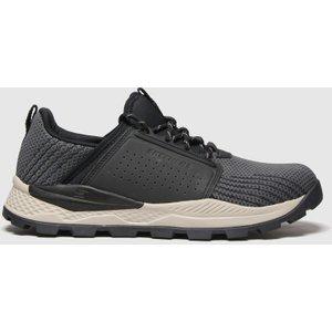 Skechers Black & Grey Riglen Trainers Black/grey 3530217170 420, Black/Grey