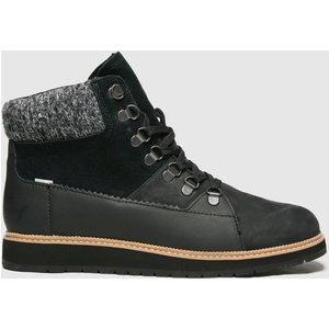 Toms Black Mesa Boots 1479047020 420, Black