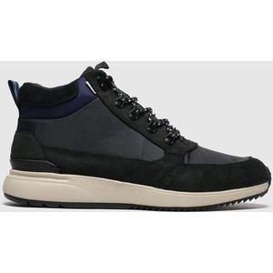 Toms Black Skully Boots 3235027050 460, Black