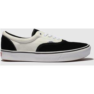 Vans Black & White Comfycush Era Trainers Black/white 3425177250 420, Black/white
