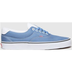 Vans Blue Era 59 Trainers 3425195070 420, Blue