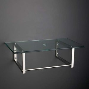 Square Glass Bathroom Shelf With Stainless Towel Rail And Brackets 450mm Square Clear Glas 3166 Bathroom Sinks & Taps