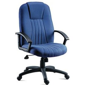 Budget Executive Chair Blue Chairs