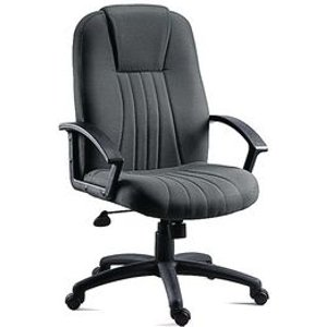 Budget Executive Chair Charcoal Chairs