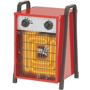 Devil 6003 3kw Electric Fan Heater Other Appliances