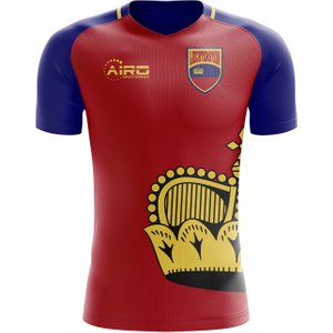 Airo Sportswear 2020-2021 Liechtenstein Home Concept Football Shirt (kids) P 118131 3513