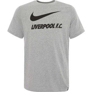 Nike 2020-2021 Liverpool Ground Tee (grey) P 193801 2610 Football